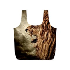 Roaring Lion Full Print Recycle Bags (s)