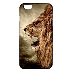 Roaring Lion Iphone 6 Plus/6s Plus Tpu Case