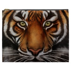 The Tiger Face Cosmetic Bag (xxxl)