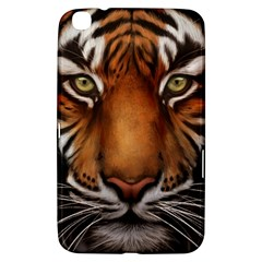 The Tiger Face Samsung Galaxy Tab 3 (8 ) T3100 Hardshell Case