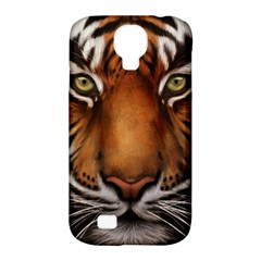The Tiger Face Samsung Galaxy S4 Classic Hardshell Case (pc+silicone)