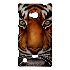 The Tiger Face Nokia Lumia 720
