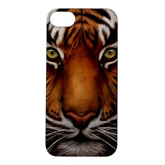 The Tiger Face Apple Iphone 5s/ Se Hardshell Case