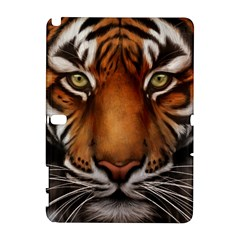 The Tiger Face Galaxy Note 1