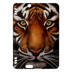 The Tiger Face Kindle Fire Hdx Hardshell Case
