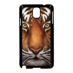 The Tiger Face Samsung Galaxy Note 3 Neo Hardshell Case (black)