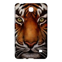 The Tiger Face Samsung Galaxy Tab 4 (7 ) Hardshell Case