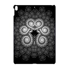 Fractal Filigree Lace Vintage Apple Ipad Pro 10 5   Hardshell Case