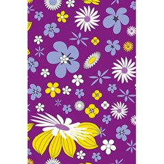 Floral Flowers 5 5  X 8 5  Notebooks