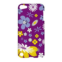 Floral Flowers Apple Ipod Touch 5 Hardshell Case