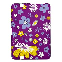 Floral Flowers Kindle Fire Hd 8 9
