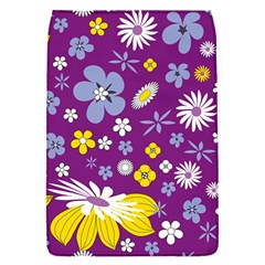 Floral Flowers Flap Covers (s)