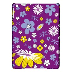 Floral Flowers Ipad Air Hardshell Cases
