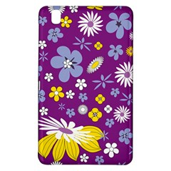Floral Flowers Samsung Galaxy Tab Pro 8 4 Hardshell Case