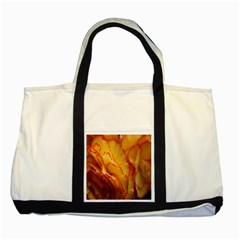 Flowers Leaves Leaf Floral Summer Two Tone Tote Bag