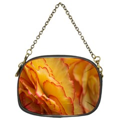 Flowers Leaves Leaf Floral Summer Chain Purses (one Side)