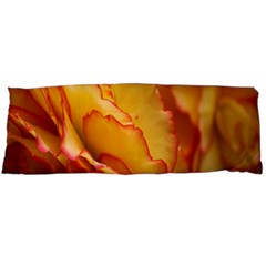 Flowers Leaves Leaf Floral Summer Body Pillow Case Dakimakura (two Sides)