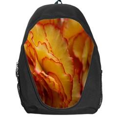 Flowers Leaves Leaf Floral Summer Backpack Bag