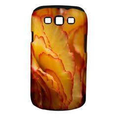 Flowers Leaves Leaf Floral Summer Samsung Galaxy S Iii Classic Hardshell Case (pc+silicone)