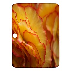 Flowers Leaves Leaf Floral Summer Samsung Galaxy Tab 3 (10 1 ) P5200 Hardshell Case