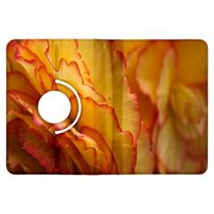 Flowers Leaves Leaf Floral Summer Kindle Fire Hdx Flip 360 Case