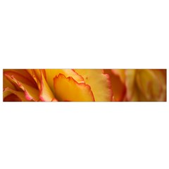 Flowers Leaves Leaf Floral Summer Small Flano Scarf