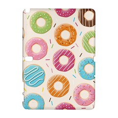 Colored Doughnuts Pattern Galaxy Note 1