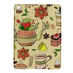 Colored Afternoon Tea Pattern Ipad Air 2 Hardshell Cases