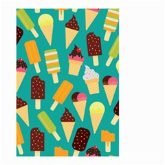 Summer Treats Small Garden Flag (two Sides)
