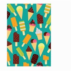 Summer Treats Large Garden Flag (two Sides)