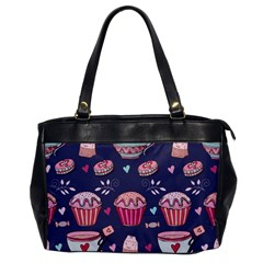 Afternoon Tea And Sweets Office Handbags