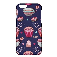 Afternoon Tea And Sweets Apple Iphone 6 Plus/6s Plus Hardshell Case