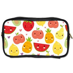 Happy Fruits Pattern Toiletries Bags