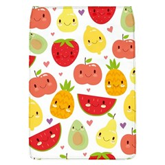 Happy Fruits Pattern Flap Covers (l)