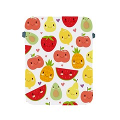 Happy Fruits Pattern Apple Ipad 2/3/4 Protective Soft Cases