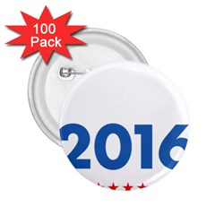 Wtf? 2016 2 25  Buttons (100 Pack)
