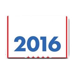 Wtf? 2016 Small Doormat