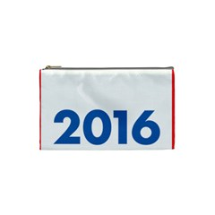Wtf? 2016 Cosmetic Bag (small)
