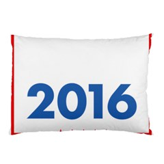 Wtf? 2016 Pillow Case (two Sides)