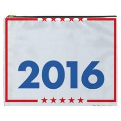 Wtf? 2016 Cosmetic Bag (xxxl)