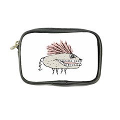 Monster Rat Hand Draw Illustration Coin Purse