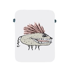 Monster Rat Hand Draw Illustration Apple Ipad 2/3/4 Protective Soft Cases