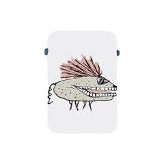 Monster Rat Hand Draw Illustration Apple Ipad Mini Protective Soft Cases