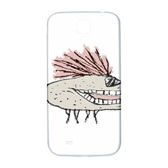 Monster Rat Hand Draw Illustration Samsung Galaxy S4 I9500/i9505  Hardshell Back Case