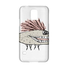 Monster Rat Hand Draw Illustration Samsung Galaxy S5 Hardshell Case