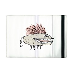Monster Rat Hand Draw Illustration Ipad Mini 2 Flip Cases