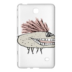 Monster Rat Hand Draw Illustration Samsung Galaxy Tab 4 (8 ) Hardshell Case