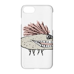 Monster Rat Hand Draw Illustration Apple Iphone 8 Hardshell Case