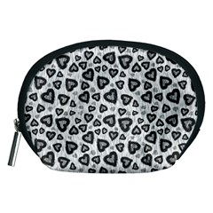 Leopard Heart 02 Accessory Pouches (medium)