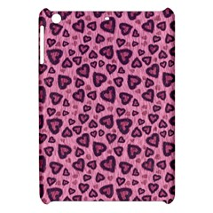 Leopard Heart 03 Apple Ipad Mini Hardshell Case